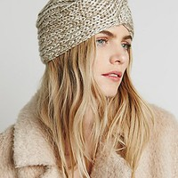 Jeanne Simmons Womens Turban Beanie