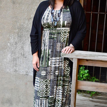 Darlene Fiyah Maxi Dress