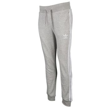 adidas Originals Three Stripes Regular Cuffed Track Pants - Women's at Foot Locker