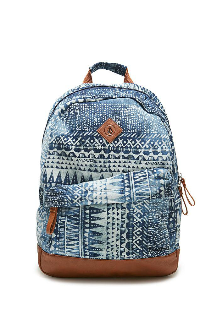 Volcom Supply Thrift Fun School Backpack from PacSun | Random😝