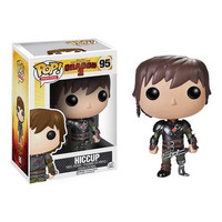 HOW TO TRAIN YOUR DRAGON 2 HICCUP POP! V
