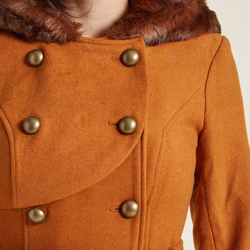 Forecast Fab Fit and Flare Coat