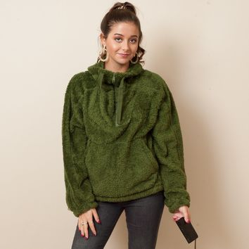 Free People - Big Sky High Neck Pullover
