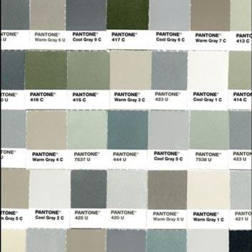 Pantone Fifty Shades of Grey Journal, More Moms & Babies by Chronicle Books