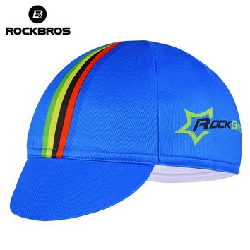 ROCKBROS Cycling Bike headband Cap Bicycle Helmet Wear Cycling Equipment Hat Multicolor Free Size ciclismo bicicleta Pirate