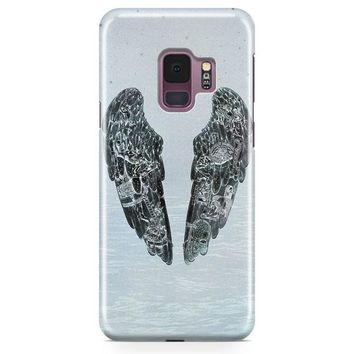 Ghost Stories Coldplay Samsung Galaxy S9 Case | Casefantasy