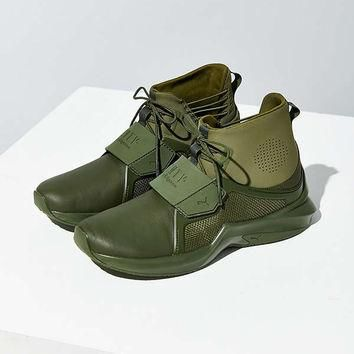 Puma Fenty by Rihanna Trainer Hi Leather Sneaker | Urban Outfitters
