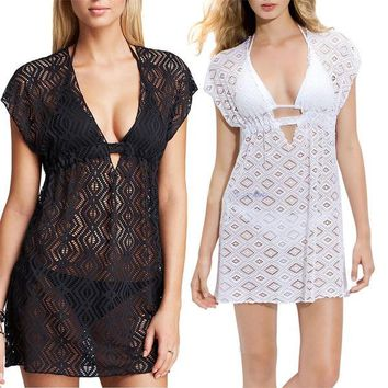 US Sexy Lingerie-Sleepwear-Lace-Women Panties-Underwear-Bodysuit-Teddy-Nightwear
