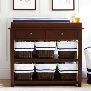 Universal Changing Table and Topper | Pottery Barn Kids