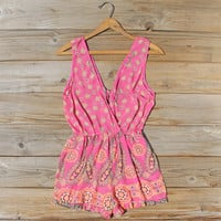 Indian Sunset Romper