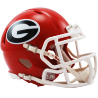 Georgia Speed Mini Helmet - Georgia Bulldogs - G - College Football - Collectibles