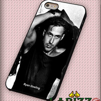 "Ryan Gosling Canadian Actor Model for iphone 4/4s/5/5s/5c/6/6+, Samsung S3/S4/S5/S6, iPad 2/3/4/Air/Mini, iPod 4/5, Samsung Note 3/4 Case ""007"""