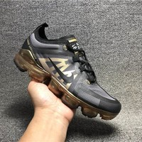 "Nike Air VaporMax Run Utility 2019 ""Black/Gold"" - Best Deal Online"