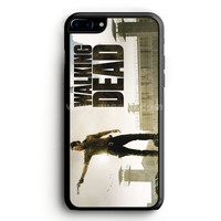 The Walking Dead Vintage Poster iPhone 7 Plus Case | aneend