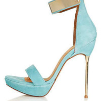 LOLLY Skinny Heel Sandals - Shoes - New In This Week  - New In