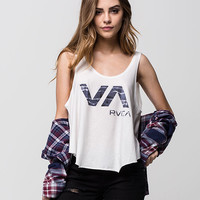 RVCA Seaward VA Womens Tank | Graphic Tanks