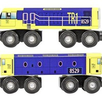 Melissa & Doug Locomotive and Diesel Engine