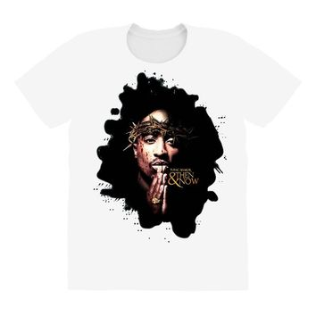 tupac shakur (2) All Over Women's T-shirt