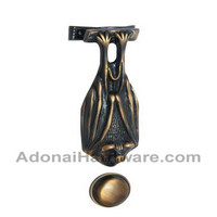 Bat Brass Door Knocker