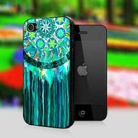 Dream Catcher Painting - Print On Hard Cover For iPhone 4,4S