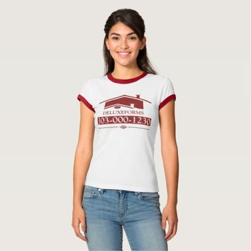 Red Roof T-Shirt