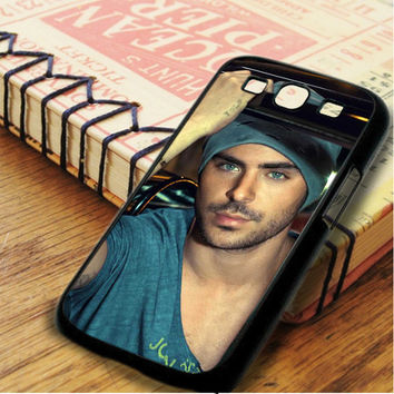 Zac Efron In Car Samsung Galaxy S3 Case