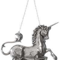 Legendary Unicorn Ornamental Wall Art