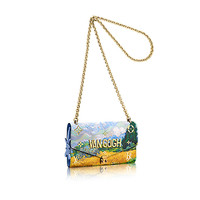 Products by Louis Vuitton: Wallet on chain