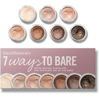 bareMinerals 7 Ways To Bare