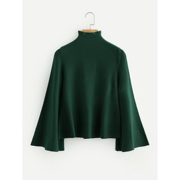 When I'M With You II Jumper - Green