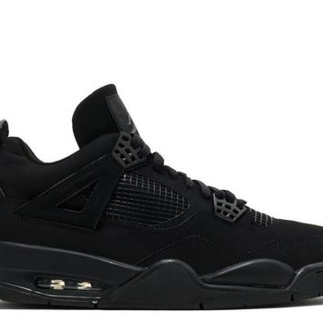 Best Deal Air Jordan 4 Retro Black Cat 2006