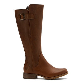 Timberland Earthkeepers Banfield - Waterproof Brown Leather Tall Boot