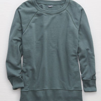 Aerie City Sweatshirt, Palm