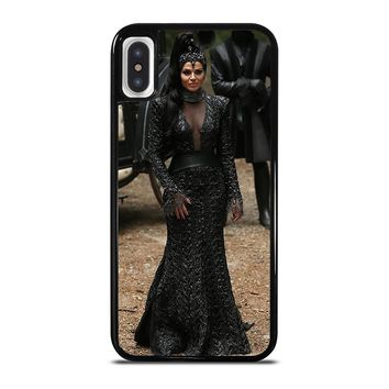 ONCE UPON A TIME EVIL QUEEN iPhone X / XS case