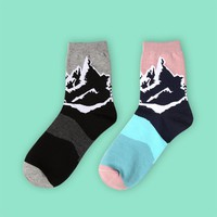 Rocky Mountain Sock Set [2 Socks]