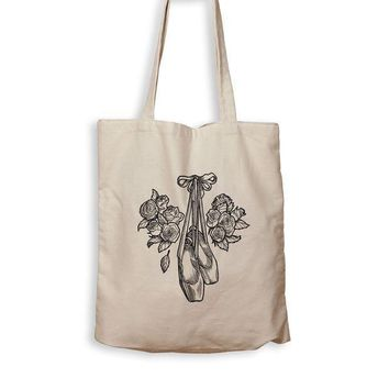 CREYMS2 Shoe Game On Pointe - Tote Bag