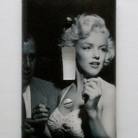 Marilyn Monroe: Decorative Light Switch Cover - Single Toggle