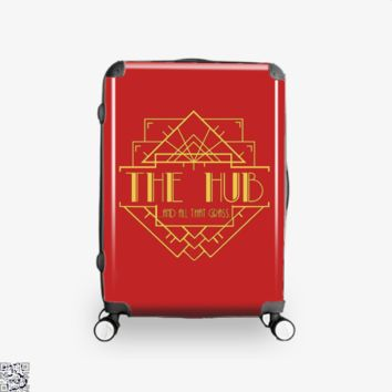 The Hub, Avengers Infinity War Suitcase