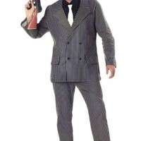 Men's Gangster '20s Adult Costume