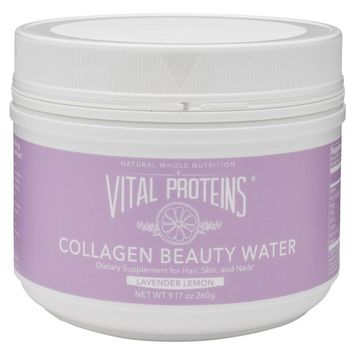 Collagen Beauty Water - Lavender Lemon