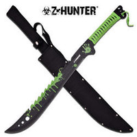 25 in ZOMBIE Z Hunter Full Tang ZB124GN