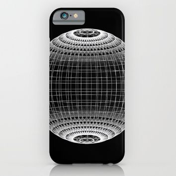 Wire Planet iPhone & iPod Case by LEMAT WORKS