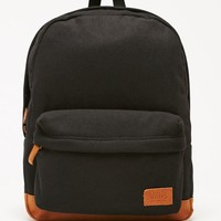 Vans Deana III Black School Backpack - Womens Backpack - Black - One