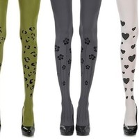 6 Hottest Tights Colors for Autumn-Winter 2013/14 - TrendyLegs
