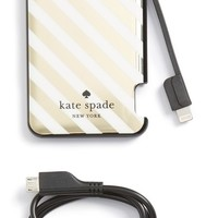 kate spade new york slim portable charger | Nordstrom