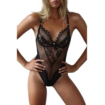 Sexy Lace  One-piece