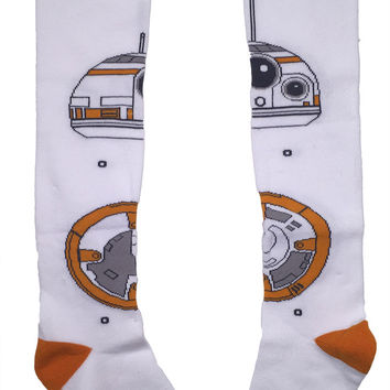 Star Wars Episode VII BB8 Droid Socks - Adult