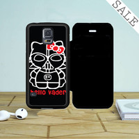 Hello Darth Vader Samsung Galaxy S5 Flip Case