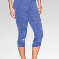"""""""Under Armour"""" Fashion Print Exercise Fitness Gym Yoga Running Leggings Sweatpants(7 Points Long)"""