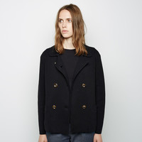 Knit Peacoat Jacket by A.P.C.